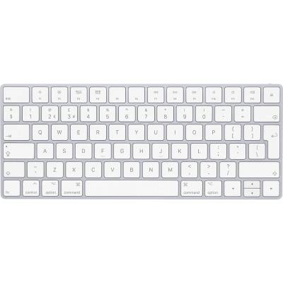 Apple Magic Keyboard Ασύρματο Πληκτρολόγιο Αγγλικό UK