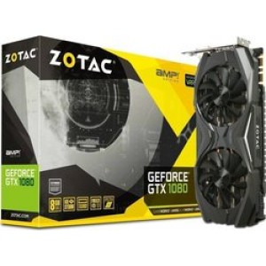 Zotac GeForce GTX1080 8GB AMP Edition (ZT-P10800C-10P)