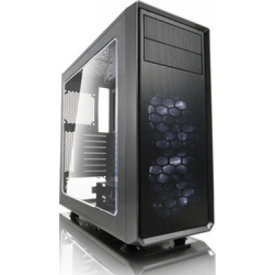 Fractal Design Focus G with Window Side Panel (Gunmetal Gray)