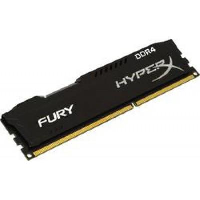 Kingston HyperX Fury 4GB DDR4-2400MHz (HX424C15FB/4)