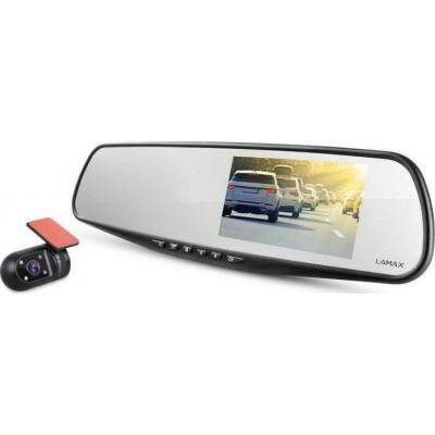 Lamax S7 Dual Κάμερα Μπροστά και Πλάι