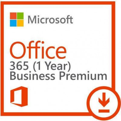 Microsoft Office 365 Business Premium 1 Year ESD (Downloadable)