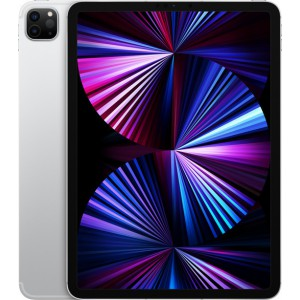 "Apple iPad Pro 2021 11"" με WiFi+5G και Μνήμη 1TB Silver"
