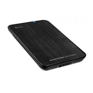Sharkoon QuickStore Portable USB3.0 Black