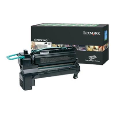 Lexmark C792X1KG Black