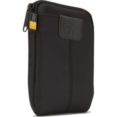 "Case Logic Portable Hard Drive Case 2.5"" Black"