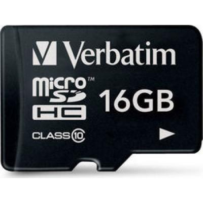 Verbatim Premium microSDHC 16GB Class 10