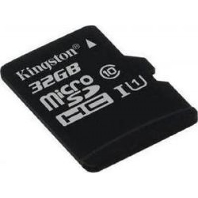 Kingston microSDHC 32GB U1 (45MB/s)
