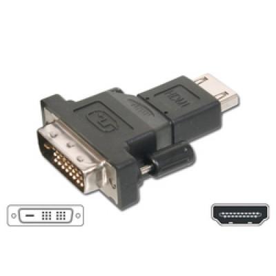 Digitus DVI-D male - HDMI female (AK-320500-000-S)