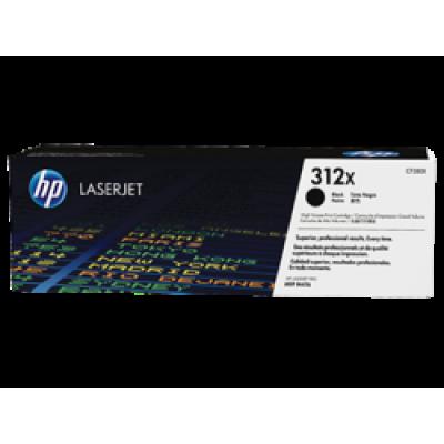HP 312X Black Toner High Yield (CF380X)