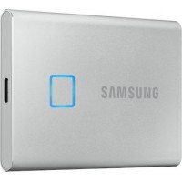 Samsung Portable SSD T7 Touch 2TB Silver