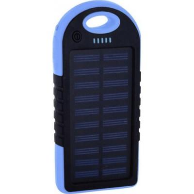 Xlayer Plus Solar 4000mAh Μπλε