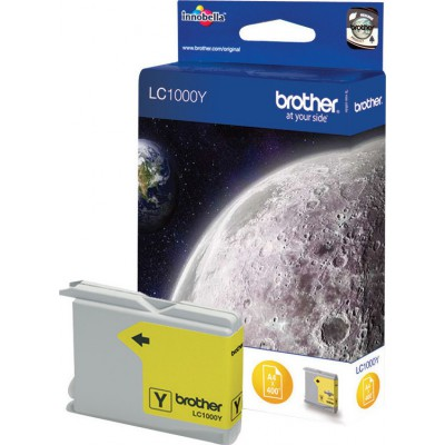 Brother LC1000 Yellow (LC1000Y)