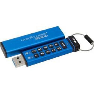 Kingston DataTraveler 2000 4GB USB 3.1