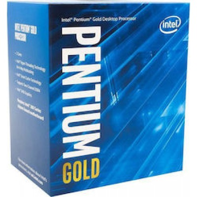 Intel Pentium Dual Core G5500 Box