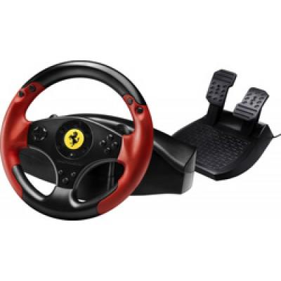 Thrustmaster Ferrari Racing Wheel Red Legend (PS3, PC)