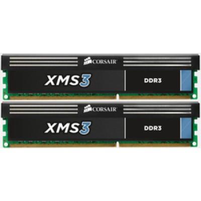Corsair 2x8GB XMS3 DIMM kit CMX16GX3M2A1333C9