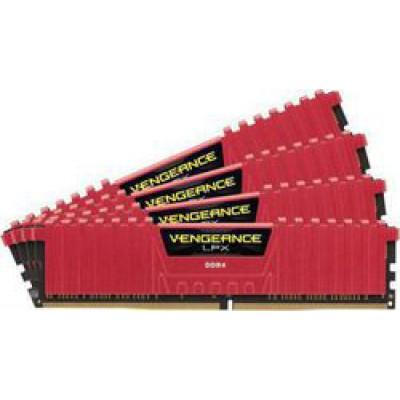 Corsair Vengeance LPX 32GB DDR4-2400MHz (CMK32GX4M4A2400C14R)