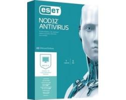 Eset NOD32 Antivirus 2017 (Version 10) (3 Licence , 1 Year)
