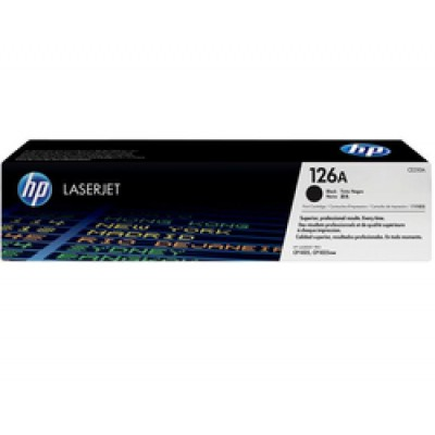 HP 126A Black Toner (CE310A)