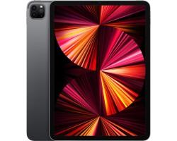 """Apple iPad Pro 2021 11"""" με WiFi και Μνήμη 256GB Space Grey"""