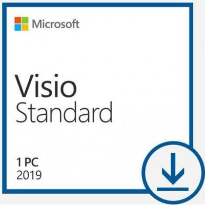 Microsoft Visio Standard 2019 ESD Download