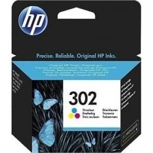HP 302 Tri-color (F6U65AE)