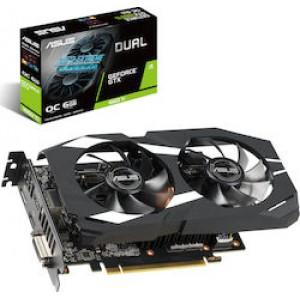 Asus GeForce GTX 1660 Ti 6GB Dual OC (DUAL-GTX1660TI-O6G)