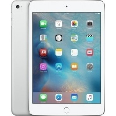 Apple iPad mini 4 WiFi and Cellurar (128GB) Silver