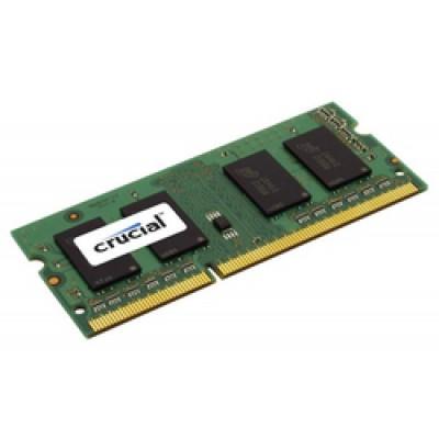 Crucial 4GB DDR3-1066MHz (CT4G3S1067MCEU)