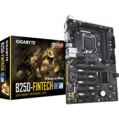 Gigabyte B250-FinTech (rev. 1.0)