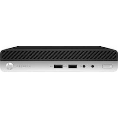 HP ProDesk 400 G4 (i3-8100T/4GB/1TB/W10)