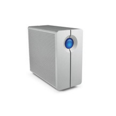 Lacie 2big Quadra 2-Bay RAID   USB 3.0   FireWire 800 8TB