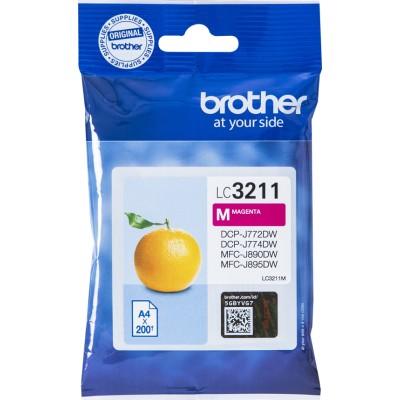 Brother LC-3211M Magenta
