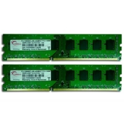 G.Skill 8GB DDR3-1333MHz (F3-10600CL9D-8GBNT)