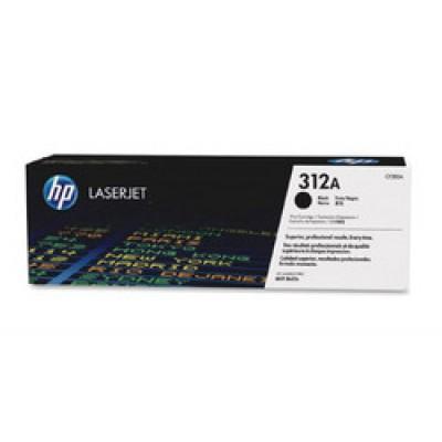 HP 312A Black Toner (CF380A)