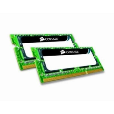 Corsair DDR3 1066MHZ 8GB 2X204 SODIMM CM3X8GSDKIT1066