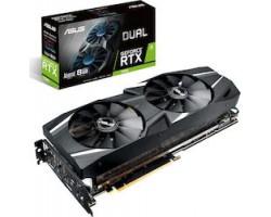 Asus GeForce RTX 2080 8GB Dual (90YV0C32-M0NM00)