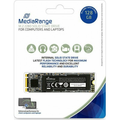 MediaRange MR1021 SSD 128GB M.2