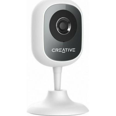Creative IP Wi-Fi Κάμερα HD Live Cam IP SmartHD