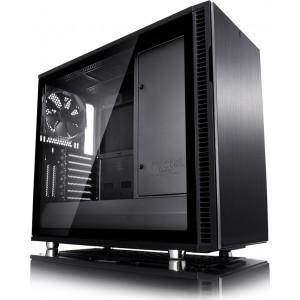 Fractal Design Define R6 USB-C Blackout TG