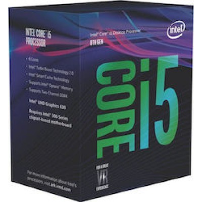 Intel Core i5-8600 Box