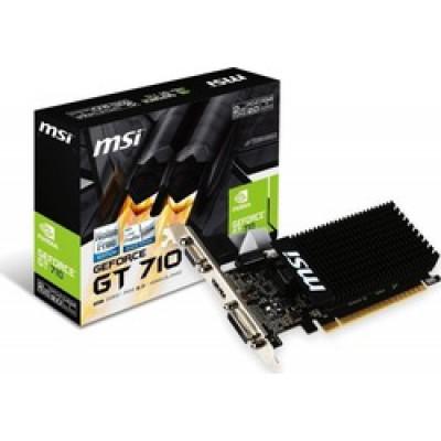 MSI GeForce GT710 2GB (GT 710 2GD3H LP)