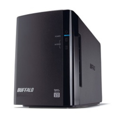 Buffalo DriveStation Duo 4TB USB 3.0
