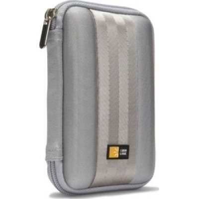Case Logic Portable Hard Drive Case Grey 2.5""