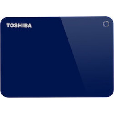 Toshiba Canvio Advance 2TB (Blue)