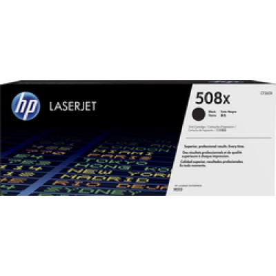 HP 508X Black Toner (CF360X)