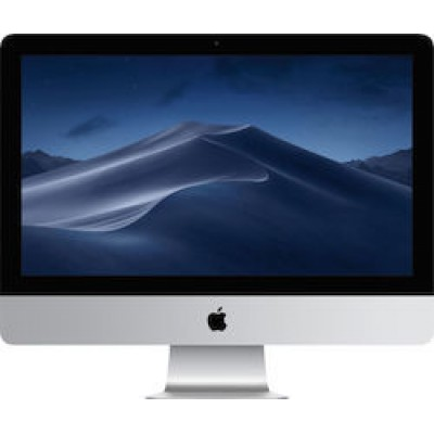 "Apple iMac 21.5"" with Retina 4K (i3/8GB/1TB/Radeon Pro 555 X/Mac OS X) (2019) Greek Keyboard"