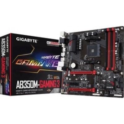 Gigabyte AB350M Gaming 3 (rev. 1.0)