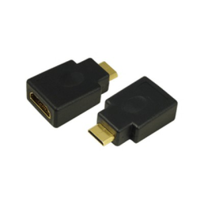 LogiLink mini HDMI male - HDMI female (AH0009)